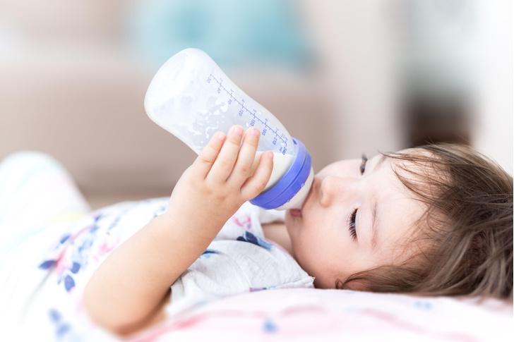 Фото №1 - Микропластик обнаружен в детских бутылочках для кормления
