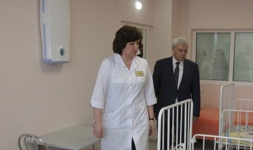 Фото №1 - Детской больнице №5 вернули главного врача