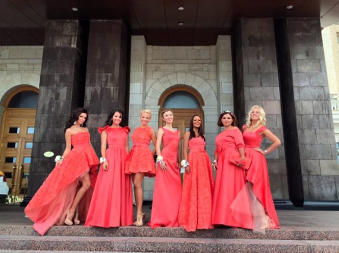 Фото №2 - Ксения Бородина вышла замуж за Курбана Омарова
