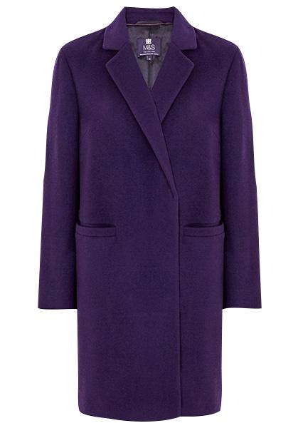 Пальто, Marks&Spencer, 9999руб.