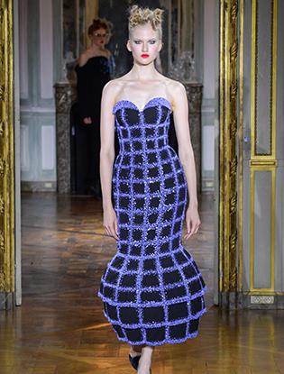 Фото №3 - Неделя Высокой моды в Париже: Ulyana Sergeenko Couture F2015