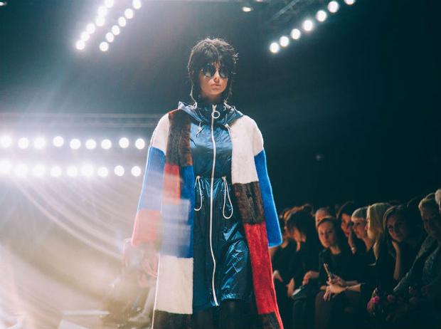 Фото №7 - Третий день Mercedes-Benz Fashion Week Russia 2017