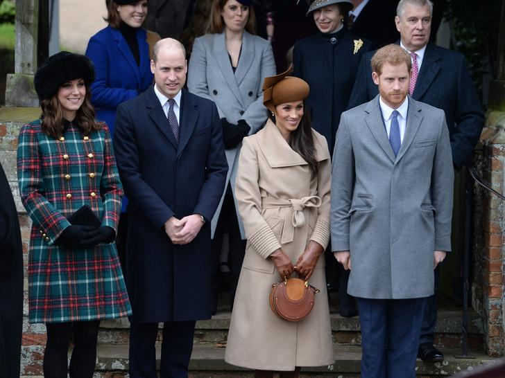 Фото №2 - Верх изобретательности: что Меган подарила Королеве на первое Рождество в Сандрингеме