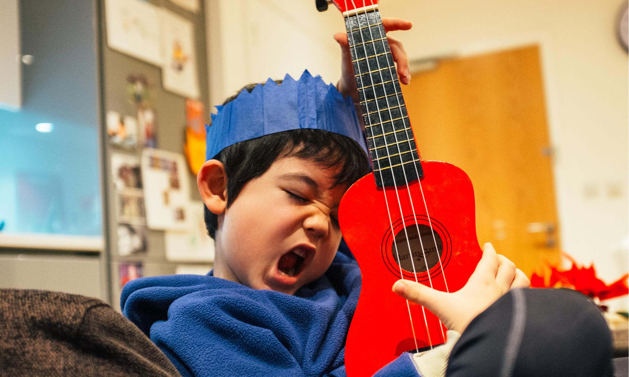 По барабану: 6 детских игр, которые развивают музыкальный слух