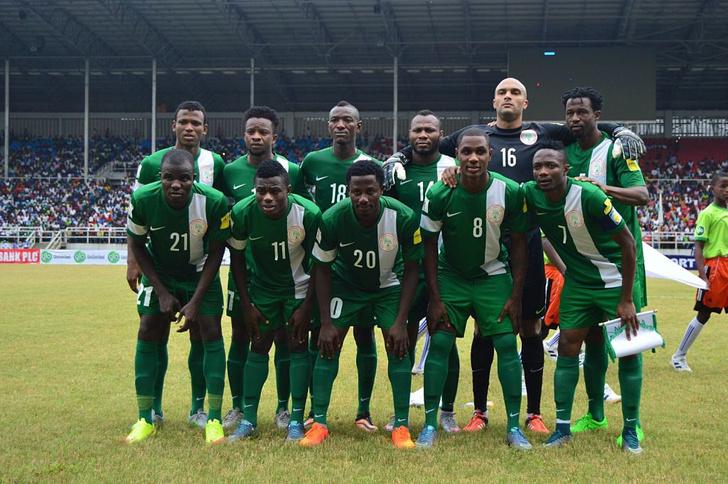 Фото №6 - Футбол по-африкански: как играют и болеют в Нигерии