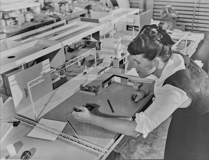 Фото №5 - Выставка «Вот и мы! Женщины в дизайне» в Музее Дизайна Vitra
