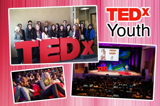 Фото №1 - Конференции TEDxYouth: мотивируй себя!