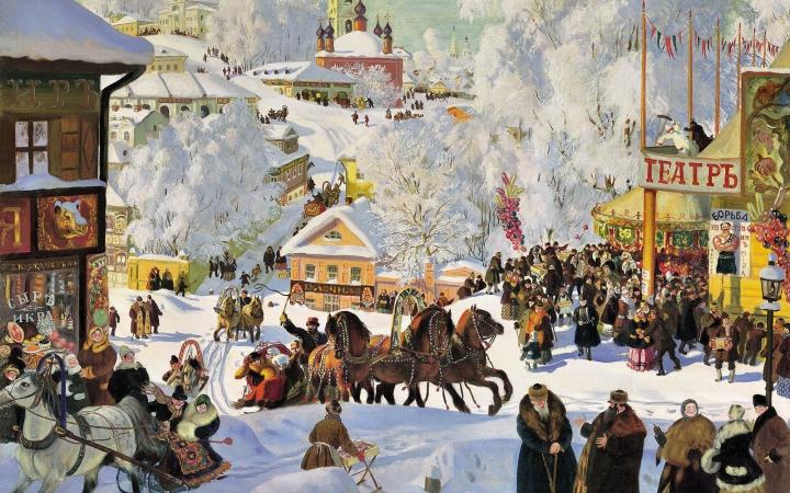 Фото №1 - Детский город мастеров «Мастерславль» приглашает на Масленицу