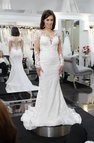 Фото №20 - Мода на белое: история традиционного наряда невесты
