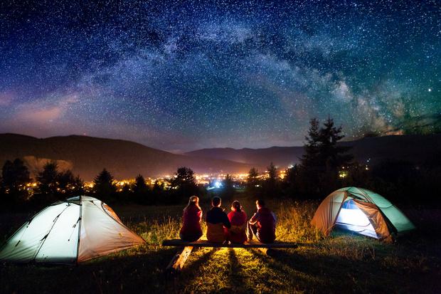 Фото №1 - Ярчайший звездопад 2020 года: как загадать желание, чтобы сбылось