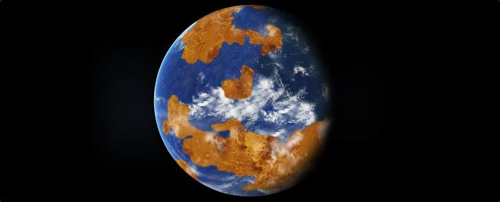 Фото №1 - Венера могла быть пригодна для жизни в прошлом