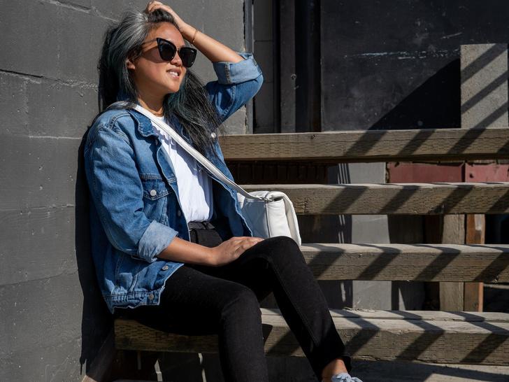 Седые волосы могут восстанавливать пигментацию
