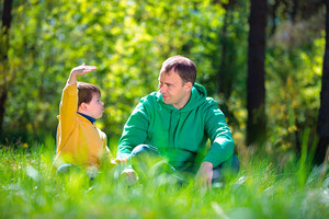 Фото №1 - Как подружить ребенка с отчимом