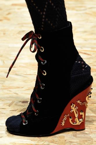 Фото №33 - Самая модная обувь сезона осень-зима 16/17, часть 1