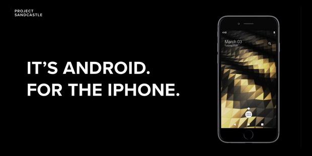 Фото №1 - Появился хак, позволяющий установить Android на iPhone