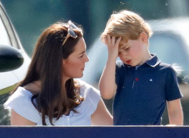 Фото №3 - Что принц Джордж будет изучать в школе в этом году