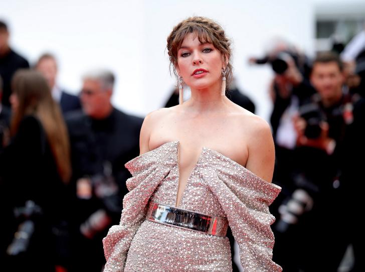 Фото №1 - Модные Канны-2019: самые яркие звездные образы 11 дня кинофестиваля