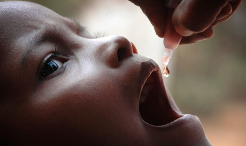 Фото №1 - Почему в Петербурге полиомиелита боятся меньше, чем в Европе?