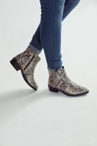 Фото №4 - Лаконичные и стильные: 7 пар осенней обуви от Geox