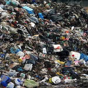 Фото №1 - Афины завалили отходами