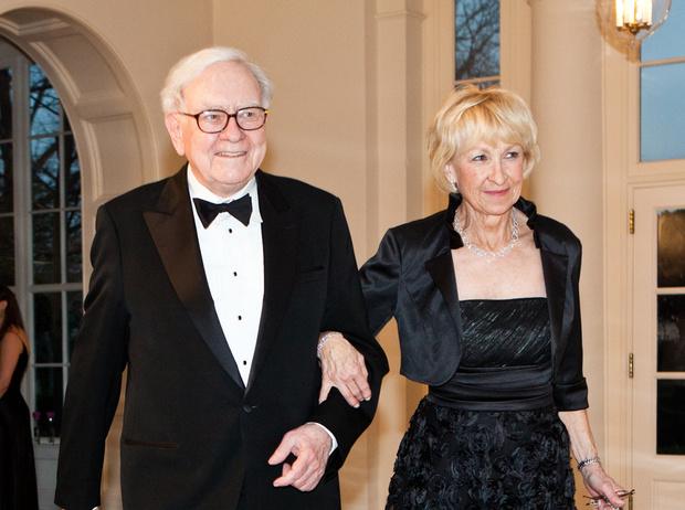 Фото №2 - Как выглядят жены самых богатых мужчин мира