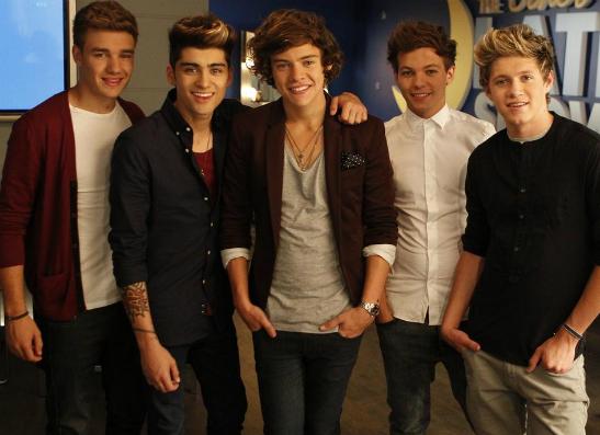 Фото №1 - В интернете появился тизер документального фильма One Direction