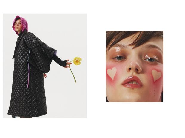 Фото №2 - Водооталкивающий трикотаж и кукольные платья в коллекции украинского бренда Paskal