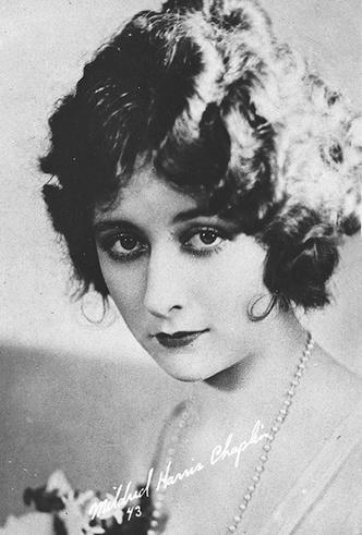 Фото №11 - Шесть женщин и одна единственная любовь Чарли Чаплина