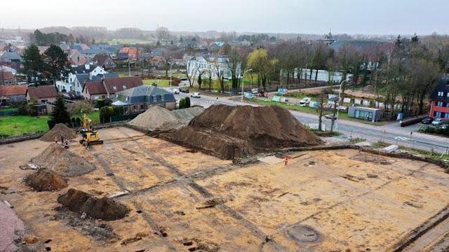 Фото №1 - В Бельгии обнаружены остатки важной римской дороги