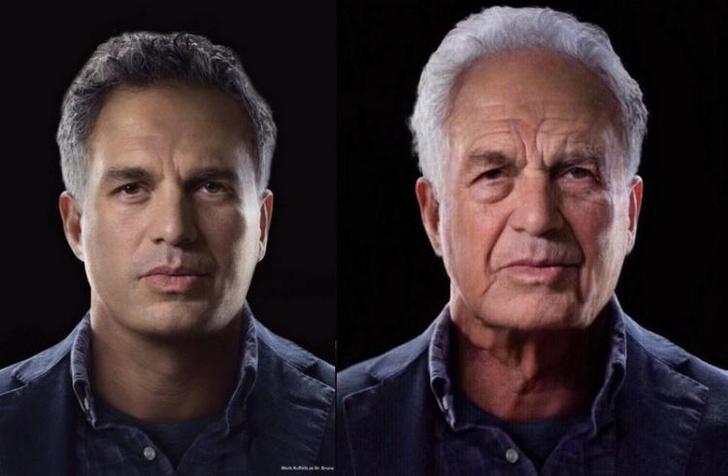 Фото №4 - Как выглядели бы «Мстители» в старости