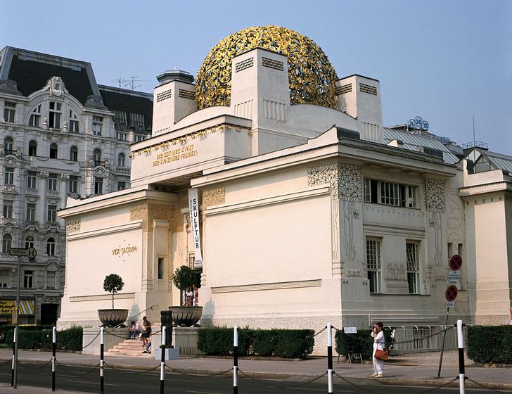Фото №3 - Триумф модерна: Дом сецессиона в Вене