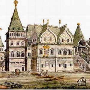 Фото №1 - В Москве воссоздадут царские палаты