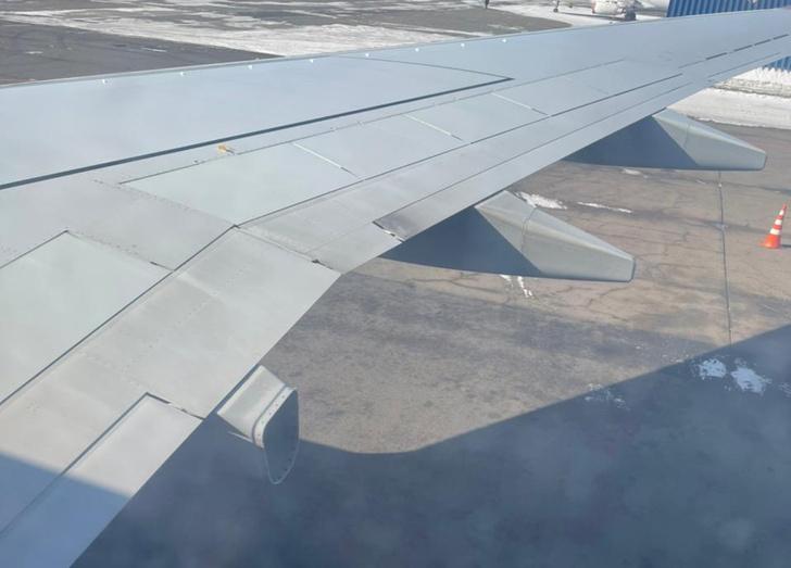 Фото №4 - Что болтается у самолета под крыльями