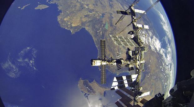 Фото №1 - Лайфхак: как увидеть на небе МКС невооруженным глазом