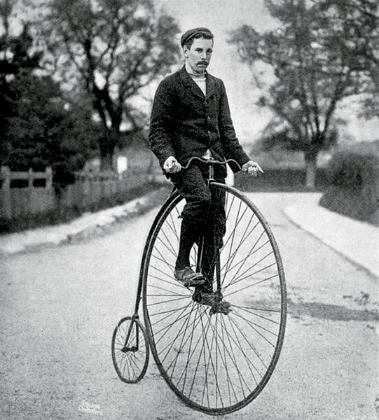 Фото №3 - Колесо раздора: как придумывали велосипед