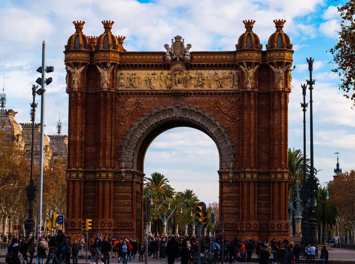 Фото №5 - 6 самых красивых триумфальных арок мира