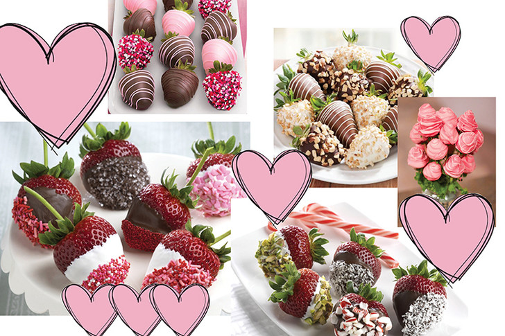 Фото №2 - 9 рецептов романтичных сладостей