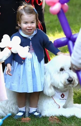 Фото №9 - Принцесса Шарлотта растет копией прабабушки: 4 доказательства