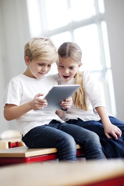 Фото №1 - С детства с планшетом: за и против