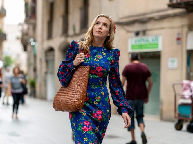 Фото №3 - Самый модный киллер: почему все влюблены в стиль Вилланель из «Убивая Еву»