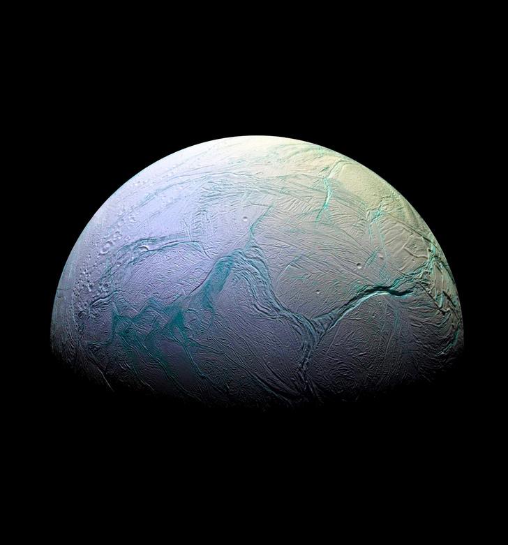 Фото №4 - 4 самых многообещающих места Солнечной системы для наличия внеземной жизни
