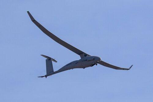 Фото №1 - Беспилотник впервые продержался в воздухе 8 дней