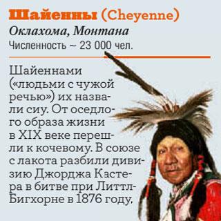 Фото №12 - Американская трагедия: индейцы
