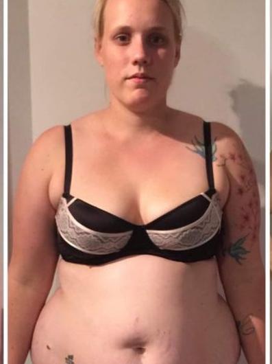 Фото №2 - Многодетная мама так хотела похудеть после родов, что превратилась в качка