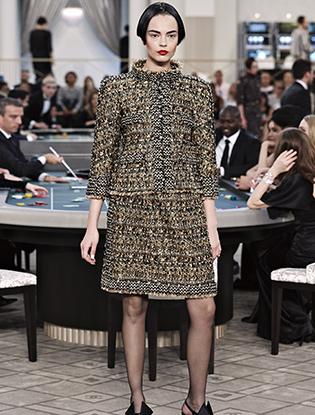 Фото №15 - Неделя Высокой моды в Париже: Chanel FW2015/16