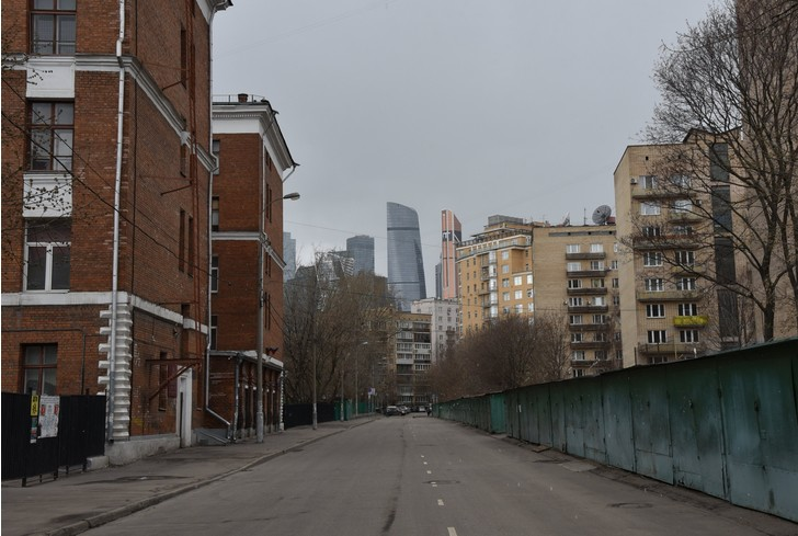 Фото №1 - В Москве зафиксировано снижение сейсмического шума