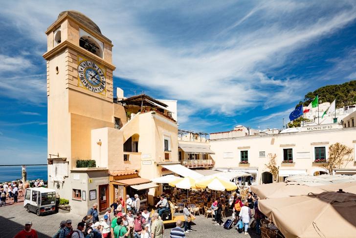Фото №7 - Лимонный остров: итальянский Капри в 10 фотокарточках