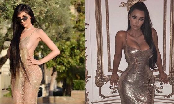 Модель потратила полмиллиона долларов, чтобы превратиться в Ким Кардашьян: оцените