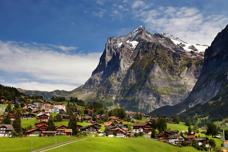 Фото №1 - Швейцарию признали самой счастливой страной мира