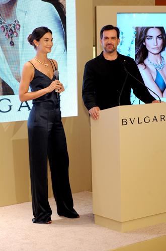 Фото №5 - Лили Олдридж – посол новой рекламной кампании Bulgari